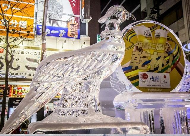 Những công trình băng tuyết kỳ vĩ ở lễ hội tuyết lớn nhất Nhật Bản - 5