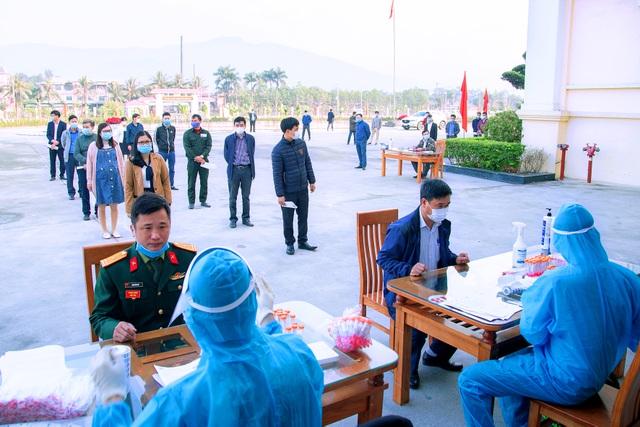 Quảng Ninh ghi nhận thêm 2 ca dương tính với Sars-Cov-2 - 1