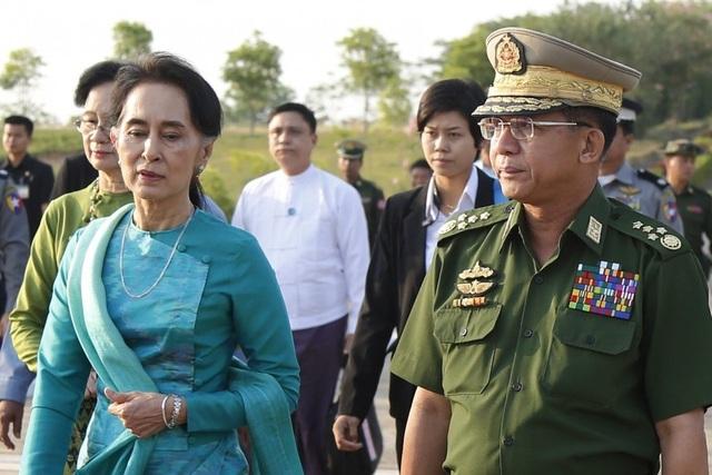 Quyền lực to lớn của quân đội trên chính trường Myanmar - 2