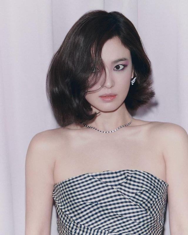 Song Hye Kyo qua mặt Son Ye Jin lọt top diễn viên Hàn nổi tiếng - 3