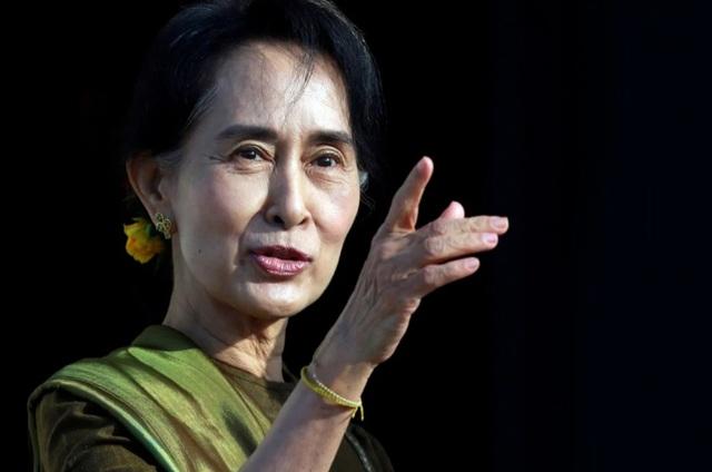 Sóng gió cuộc đời quý bà quyền lực nhất Myanmar - 1