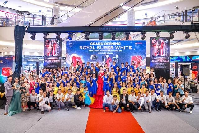 Minh Lady Beauty ra mắt sản phẩm Royal Super White - Đột phá mới trong công nghệ làm trắng dành cho phái đẹp - 1