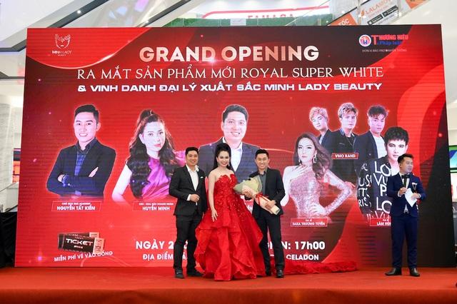 Minh Lady Beauty ra mắt sản phẩm Royal Super White - Đột phá mới trong công nghệ làm trắng dành cho phái đẹp - 3