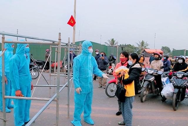 Quảng Ninh thêm 5 trường hợp dương tính với SARS-CoV-2 - 2
