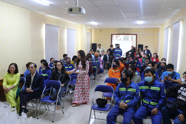 Victory Global tổ chức hoạt động thiện nguyện thường niên nhân dịp đầu xuân 2021 - 2