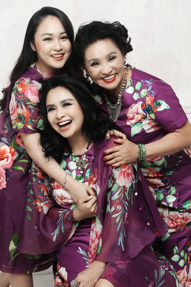 Diva Thanh Lam: Tết vui vì nhà tôi có thêm người mới - 3
