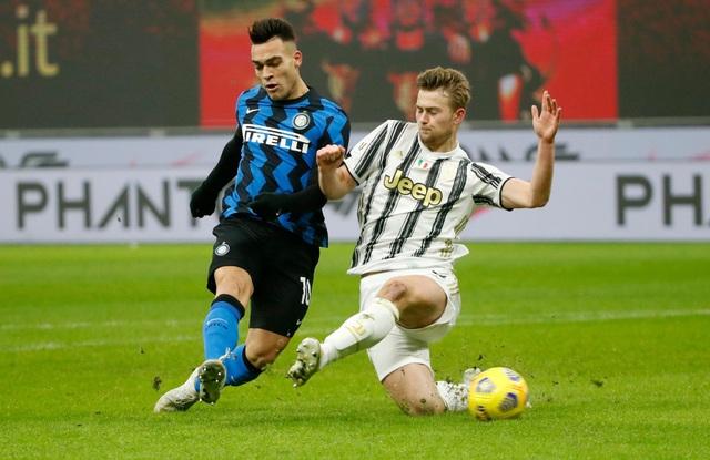 Những khoảnh khắc C.Ronaldo tỏa sáng giúp Juventus hạ gục Inter Milan - 1