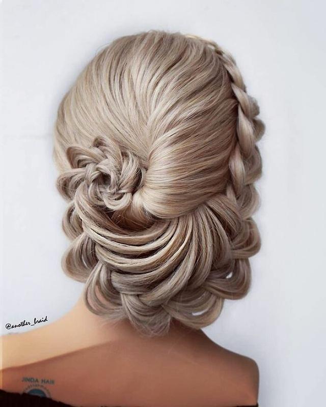 Choáng ngợp với những màn tết tóc siêu phẩm - 2