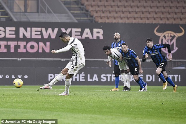 Những khoảnh khắc C.Ronaldo tỏa sáng giúp Juventus hạ gục Inter Milan - 5