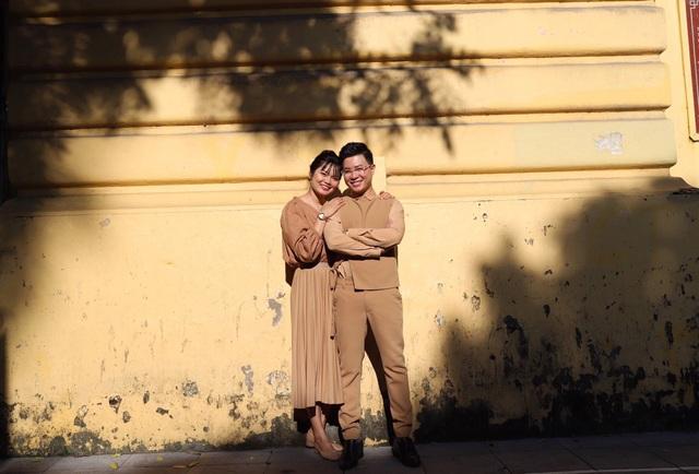 MC Lê Anh tiết lộ bà xã kém 10 tuổi đã mang bầu 4 tháng - 4