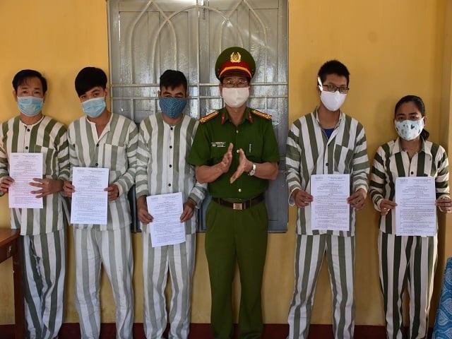 Quảng Nam giảm án 9 phạm nhân dịp Tết Nguyên đán Tân Sửu  - 1