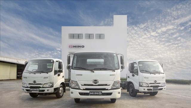 Hino Motors Việt Nam chính thức ra mắt dòng xe tải nhẹ mới - 1