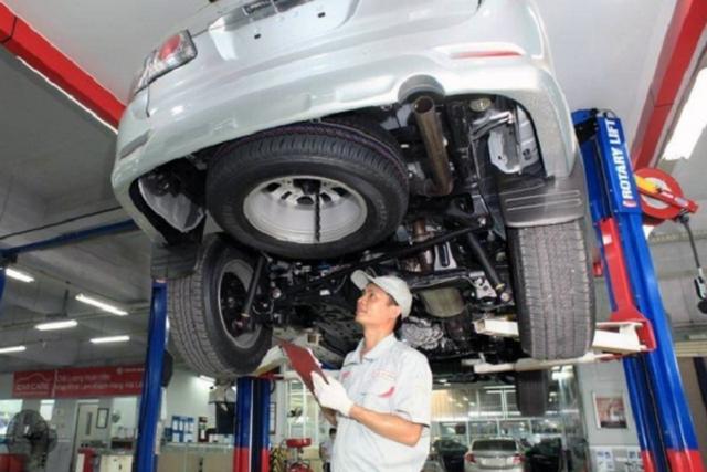 Bảo dưỡng ô tô chơi Tết cần lưu ý những gì để xe luôn trơn tru? - 3