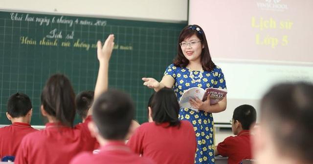 Cách xếp hạng, xếp lương mới cho giáo viên tiểu học và THCS công lập - 2
