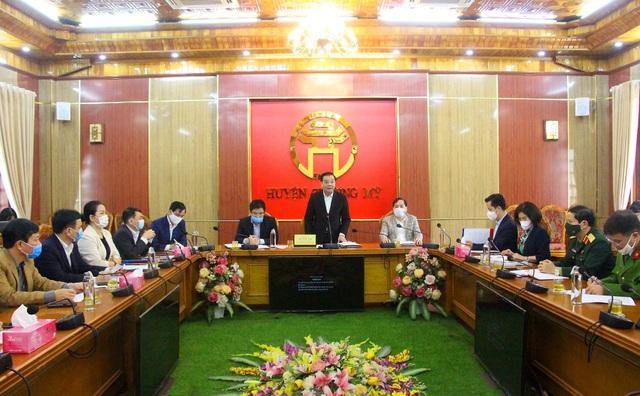 Chủ tịch Hà Nội Chu Ngọc Anh: Thành phố đi đúng hướng, không mất dấu F0 - 1