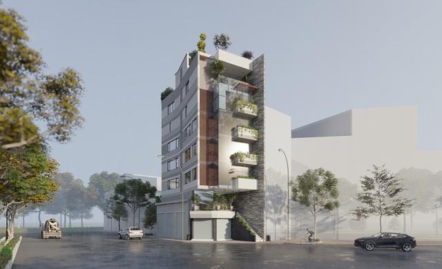 Xu hướng xây nhà ở kết hợp văn phòng tại các thành phố lớn - 1