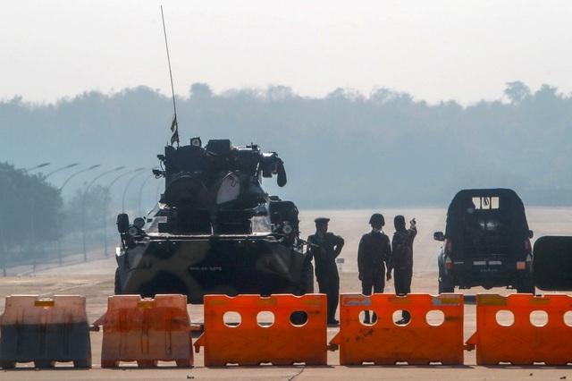 Hệ lụy khó lường sau cuộc đảo chính ở Myanmar - 1