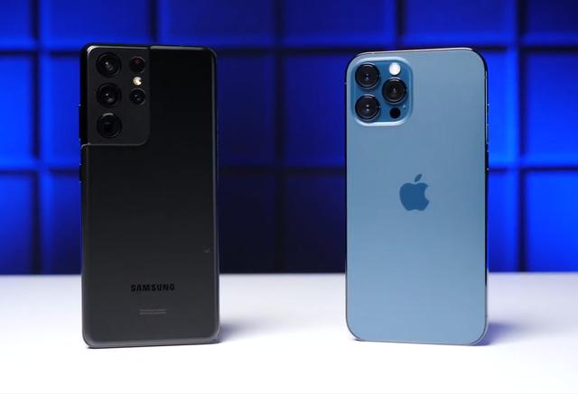 Galaxy S21 Ultra thất bại trước iPhone 12 Pro Max trong bài kiểm tra độ bền - 1