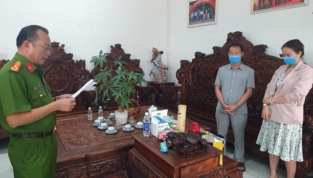 Chiếm đoạt hơn 3,7 tỷ đồng, Giám đốc bất động sản ở Kiên Giang bị bắt  - 1