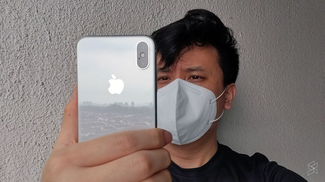 iPhone đã có thể mở khóa khi đeo khẩu trang, nhưng phải đi kèm thiết bị này