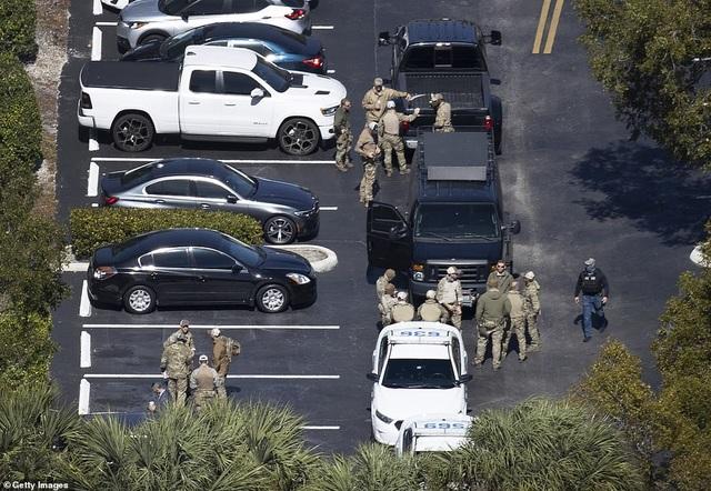 Hai đặc vụ FBI thiệt mạng trong vụ đấu súng tại Mỹ - 2