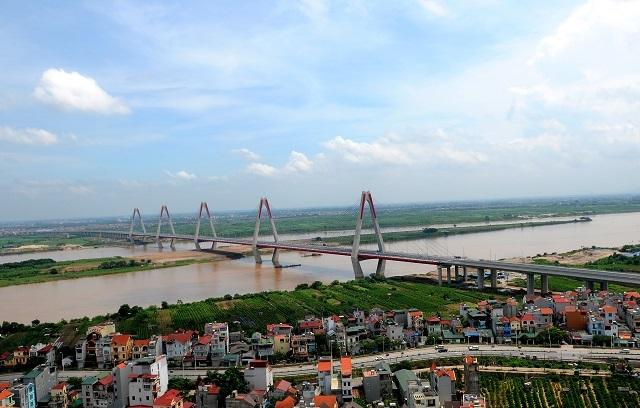 Hiện thực hóa giấc mơ thành phố bên sông Hồng