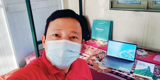 Hisense Việt Nam chủ động phòng dịch hiệu quả - 2