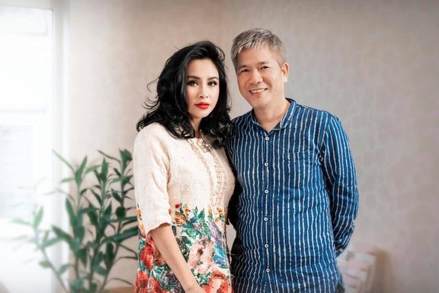 Diva Thanh Lam: Tết vui vì nhà tôi có thêm người mới - 1