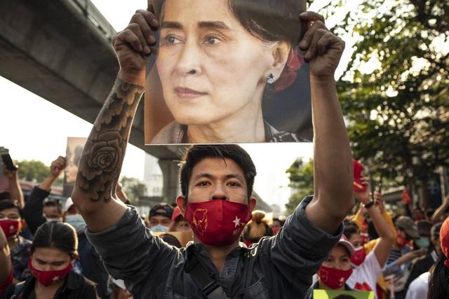 Hệ lụy khó lường sau cuộc đảo chính ở Myanmar - 2