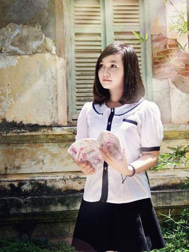 9X Sài Gòn vừa học giỏi, vừa sở hữu vẻ đẹp lai Tây cuốn hút - 3