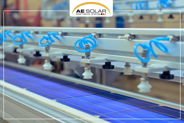 AE Solar xây nhà máy sản xuất pin mặt trời mới với công suất khổng lồ - 3