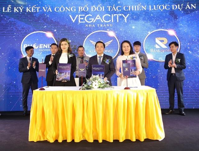 Dự án Vega City Nha Trang công bố đối tác chiến lược hàng đầu - 1