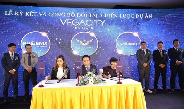 Dự án Vega City Nha Trang công bố đối tác chiến lược hàng đầu - 2