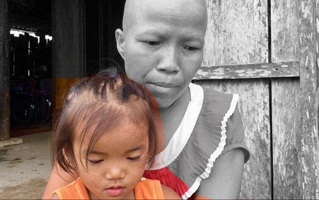 Người phụ nữ bị ung thư từng được bạn đọc Dân trí giúp đỡ đã qua đời - 3
