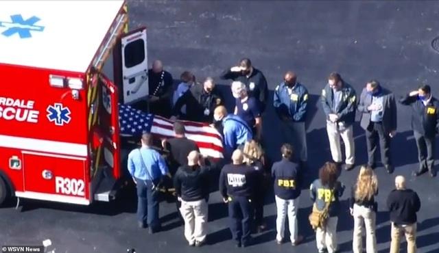 Hai đặc vụ FBI thiệt mạng trong vụ đấu súng tại Mỹ - 1