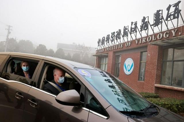 Nhóm điều tra của WHO tới phòng thí nghiệm Vũ Hán tìm nguồn gốc Covid-19 - 1