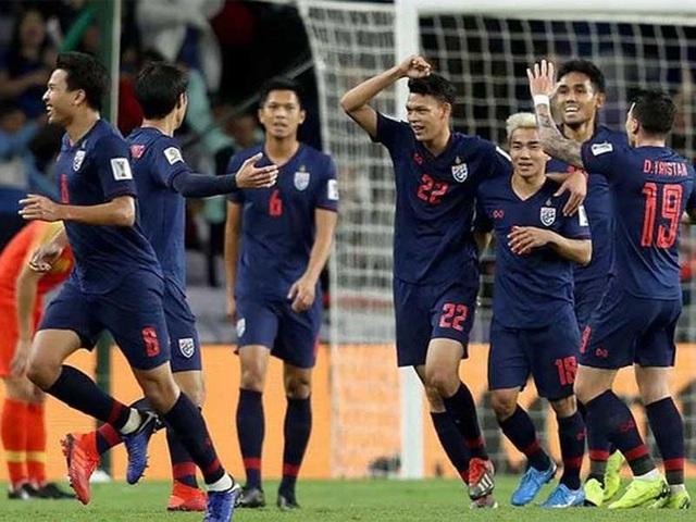 Không hài lòng với Malaysia, Thái Lan đòi đăng cai vòng loại World Cup - 2