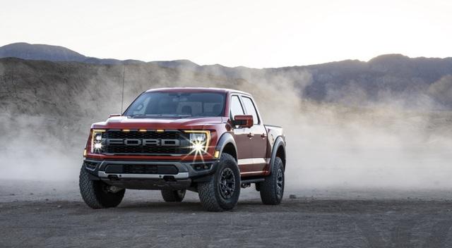 Soi chi tiết Ford F-150 Raptor thế hệ mới 2021 - 2
