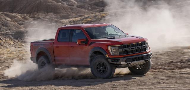 Soi chi tiết Ford F-150 Raptor thế hệ mới 2021 - 7
