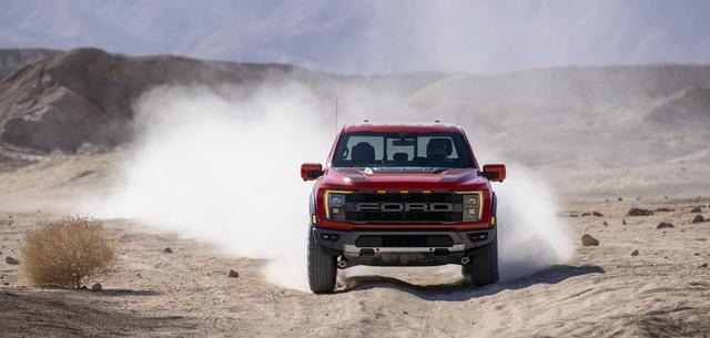 Soi chi tiết Ford F-150 Raptor thế hệ mới 2021 - 8