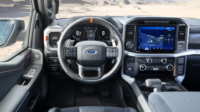 Soi chi tiết Ford F-150 Raptor thế hệ mới 2021 - 9