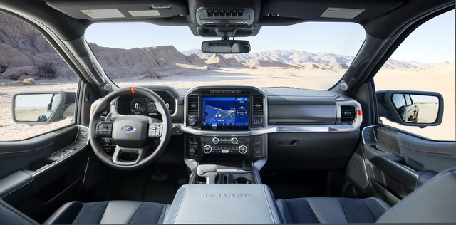 Soi chi tiết Ford F-150 Raptor thế hệ mới 2021 - 15