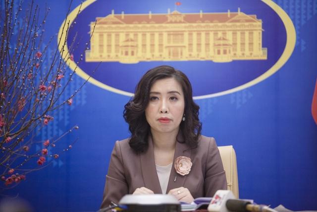 Việt Nam mong muốn quan hệ Việt - Trung phát triển lành mạnh, ổn định - 1