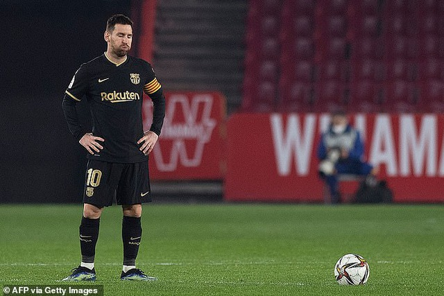 Ngược dòng thắng điên rồ, Barcelona vào bán kết Cúp Nhà vua - 7