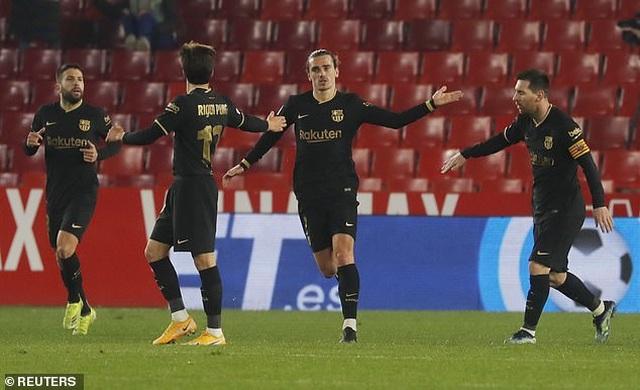 Ngược dòng thắng điên rồ, Barcelona vào bán kết Cúp Nhà vua - 9