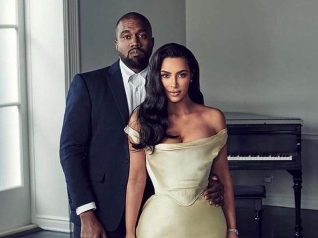 Kim Kardashian ít có liên hệ với Kanye West - 6