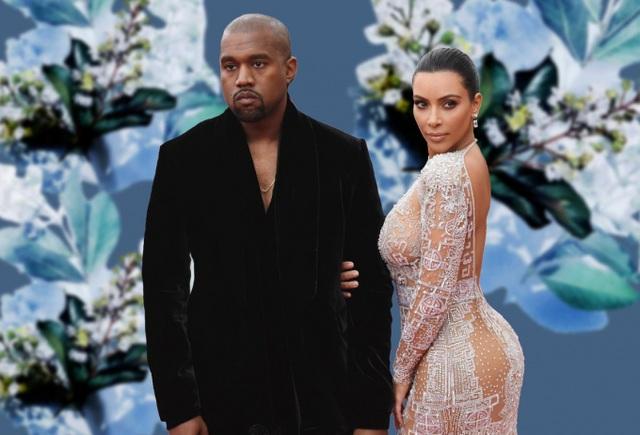 Kim Kardashian ít có liên hệ với Kanye West - 8