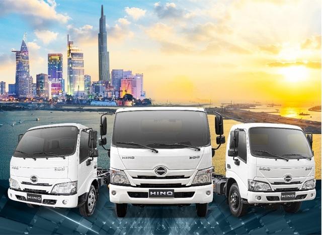 Xe tải Hino Series 300 - Chiến binh mới trong thị trường xe tải hạng nhẹ - 1
