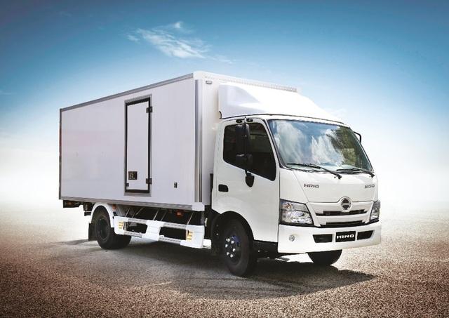 Xe tải Hino Series 300 - Chiến binh mới trong thị trường xe tải hạng nhẹ - 3