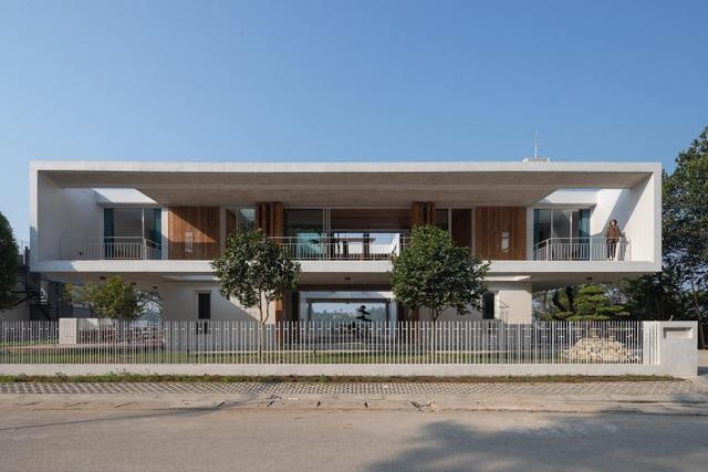 Biệt thự tầng chồng tầng đẹp lạ ở Tam Đảo nổi bật trên báo ngoại - 6